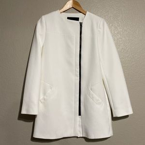 Zara Basics Coat
